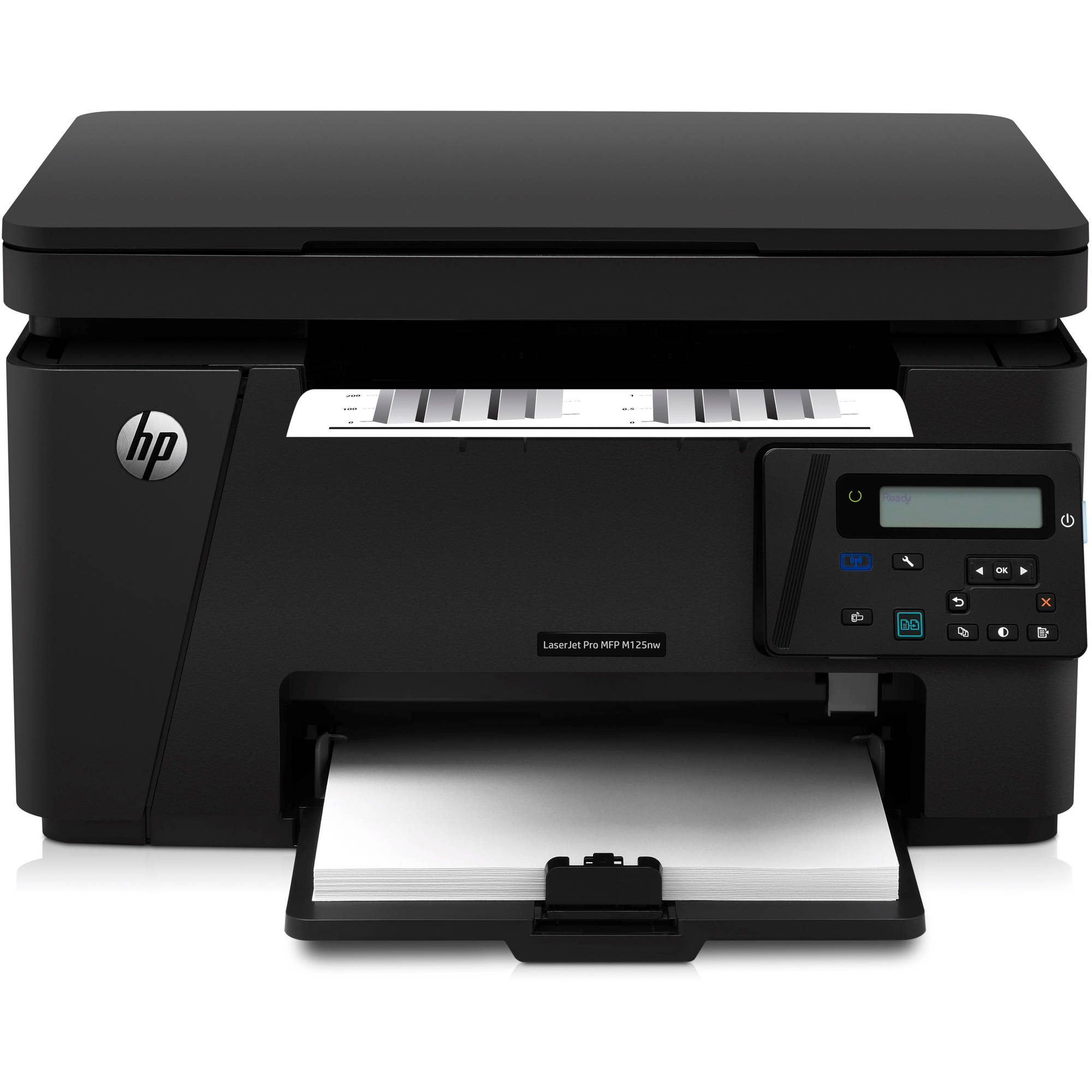 HP LaserJet Pro MFP M125nw Multifunction Printer/Copier/Scanner