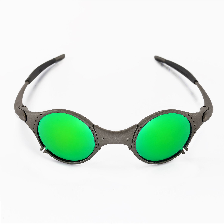 bbfa93d812 Walleva - Walleva Emerald Polarized Replacement Lenses for Oakley Mars  Sunglasses - Walmart.com
