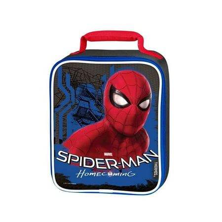 Spiderman Marvel Homecoming Lunch Bag - Thermos Brand - Double Insulated](Spiderman Lunch Box)