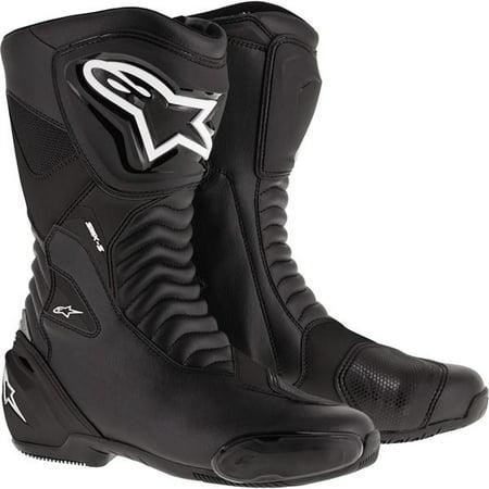 Alpinestars Smx 1 Riding Motorcycle - Alpinestars SMX S Boots