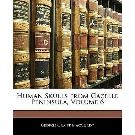 Human Skulls from Gazelle Peninsula, Volume 6