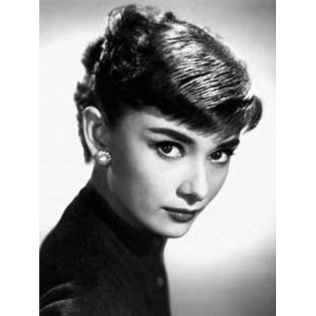 Audrey Hepburn Close Up Poster Poster - Audrey Hepburn Close Up