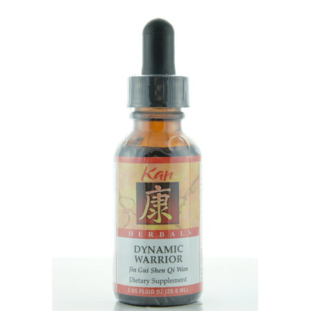 Kan Herbs - Herbals, Dynamic Warrior 1 oz 1 Ounce Kan Herbs