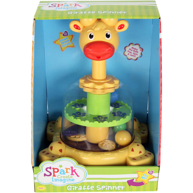 Spark Create Imagine Giraffe Spinner