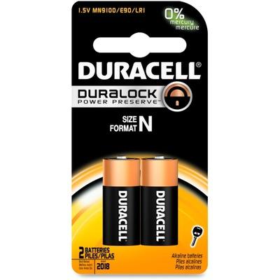 Duracell MN9100B2PK N Size Alkaline Camera Battery DURMN9100B2PK