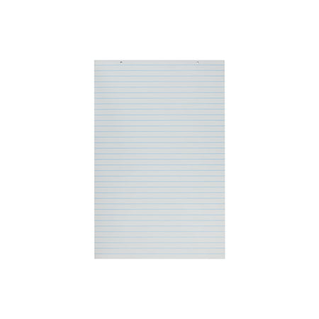 School Smart Primary Chart Paper, 1 Inch Ruled, 24 x 32 Inches, White, 70 Sheets