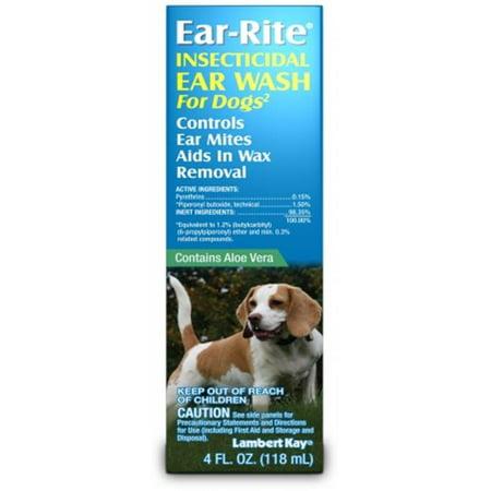Ear-Rite Insecticidal Ear Wash  (Products Ear Wash)