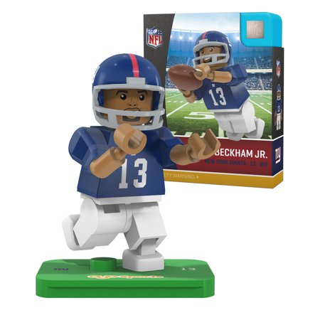 Odell Beckham Jr  New York Giants Official Nfl Limited Edition Minifigure By Oyo 062259