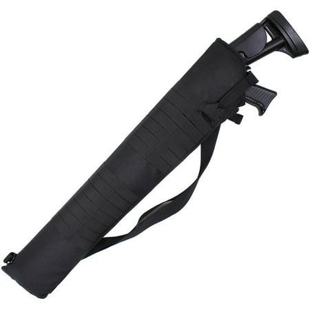- Black Tactical Shotgun Scabbard