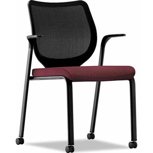 Hon Nucleus Series Multipurpose Chair, Ilira-Stretch M4 Back