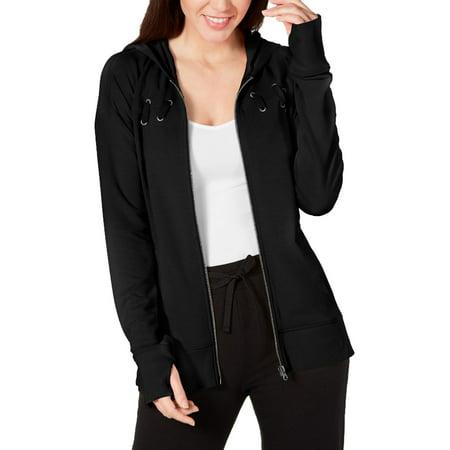 Ideology Womens Sweatshirt Fitness Hoodie