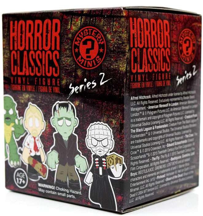 Funko Mystery Minis Horror Classics 2 Edward Scissorhands-Loose