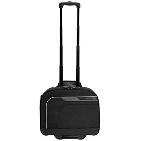 Targus 14 Mobile Elite Checkpoint-Friendly Overnight Roller with SafePort Sling by