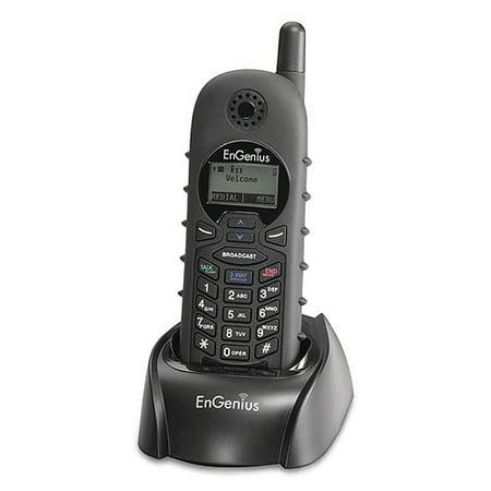 EnGenius DuraFon1X-HC Long Range Industrial Cordless Phone System Handset ()