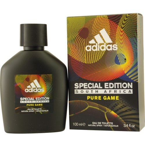 Adidas Pure Game for Men by Adidas 3.4 oz EDT SP
