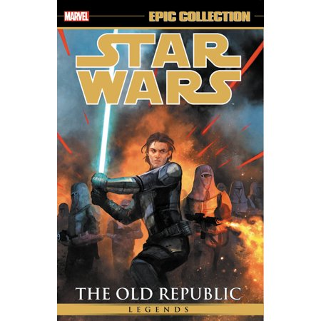 Star Wars Legends Epic Collection: The Old Republic Vol. (Star Wars The Old Republic Game Trailer)