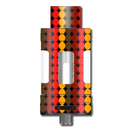 Skins Decals For Aspire Cleito 120 Vape Mod / Circles Retro Pattern