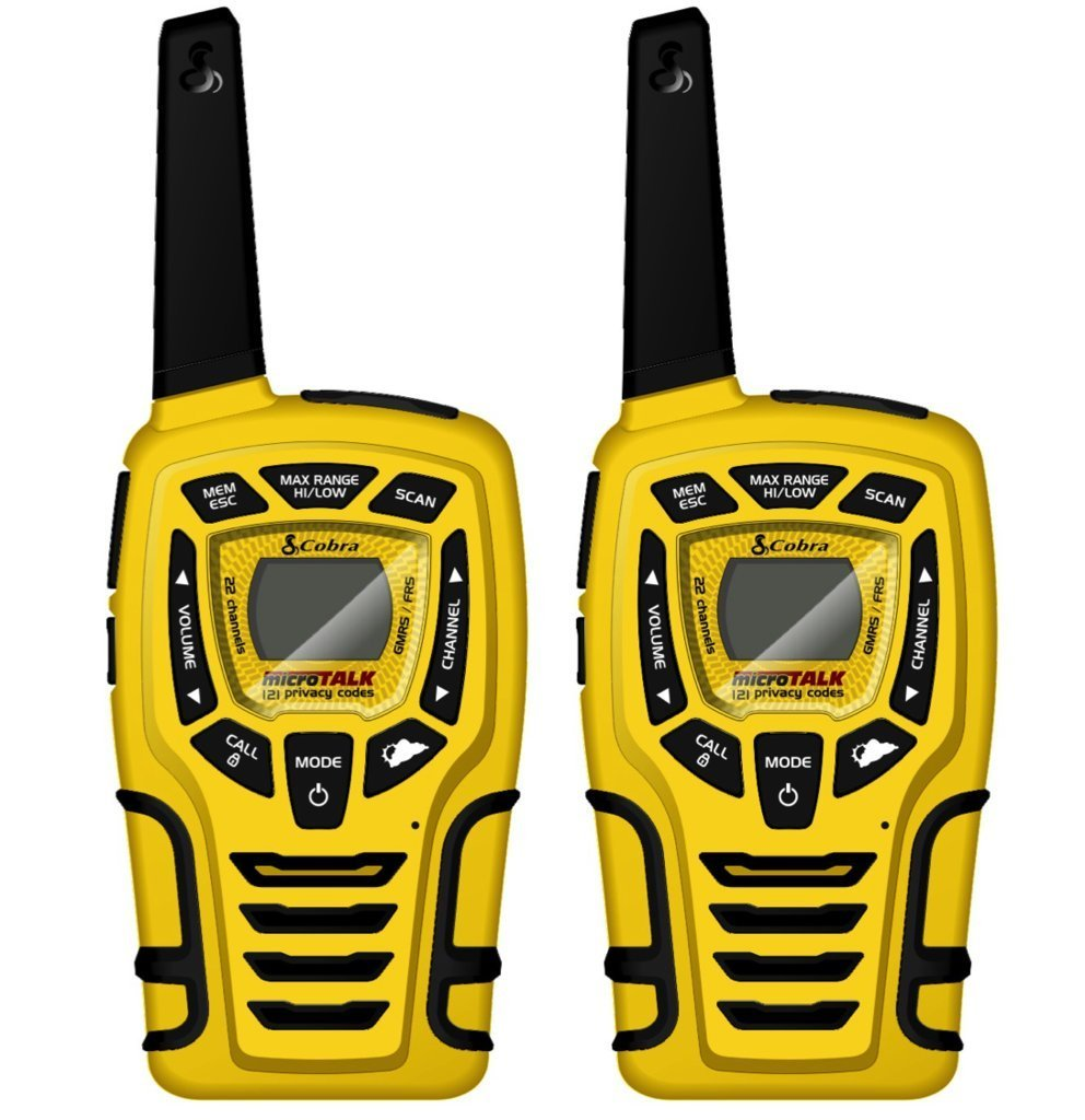 Walkie Talkie, Gmrs-frs Walky Talky Adults Two Way Radio Outdoor