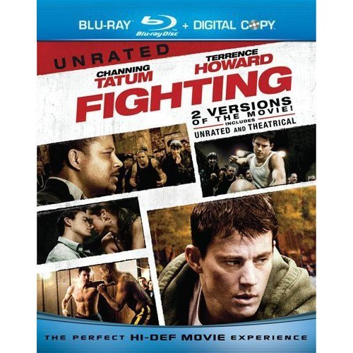 Fighting (Unrated/Rated) (Blu-ray) (With INSTAWATCH) (Widescreen)