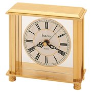 Cheryl Traditional Desktop Clock by Bulova