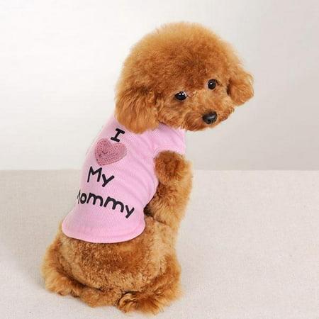 Pet Clothes Pet Clothes Medium Lovable Dog Clothes Puppy Outfit Pet Coat Autumn Cotton Comfortable Sweater