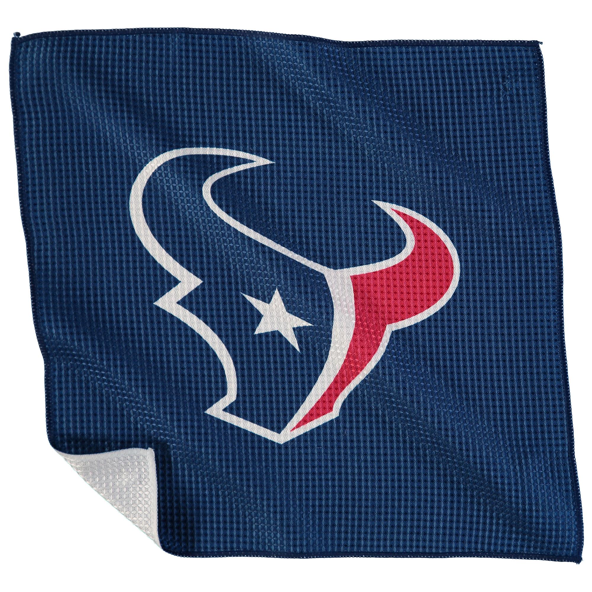 "Houston Texans 16"" x 16"" Microfiber Towel - No Size"