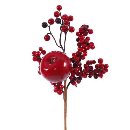 Red Burgundy Apple Outdoor Berry Pick - 12 in. - image 1 of 1