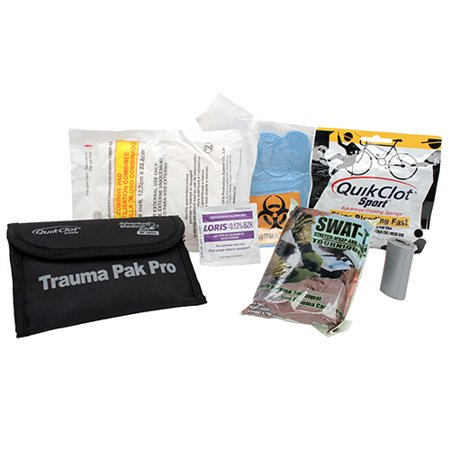 Adventure Medical Kits Trauma Pak Pro First Aid Kit with Quikclot and Tourniquet (Prop Kit)