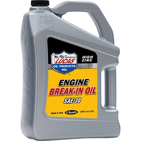 SAE 30 BREAK-IN OIL  3X1
