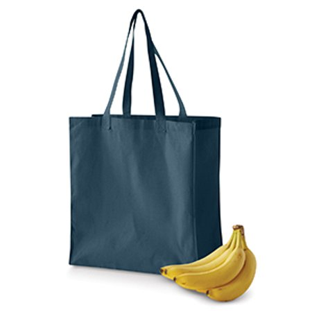 BAGedge 6 oz. Canvas Grocery Tote
