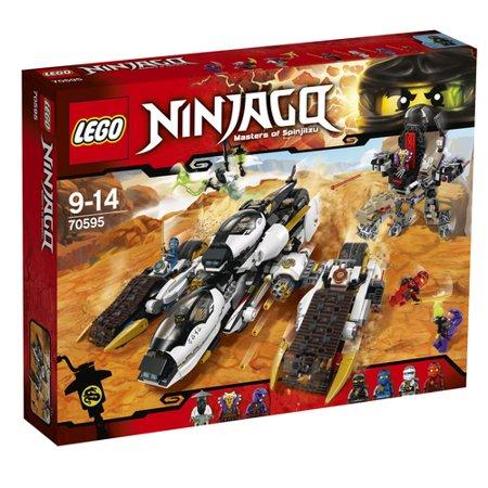 Ultra Stealth Raider (Lego Raiders Of The Lost Ark Walkthrough)
