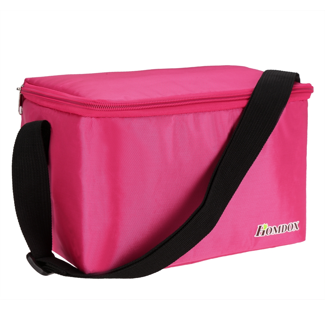 Homdox Cooler Lunch Box ,Insulated Lunch Bag with Shoulder Strap