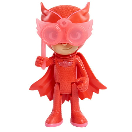 PJ Masks Deluxe Talking Owlette Figure w/
