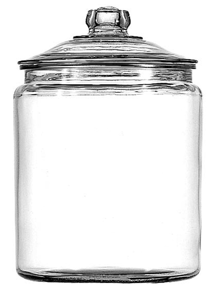 Anchor Hocking 1 Gallon Heritage Hill Jar Walmartcom
