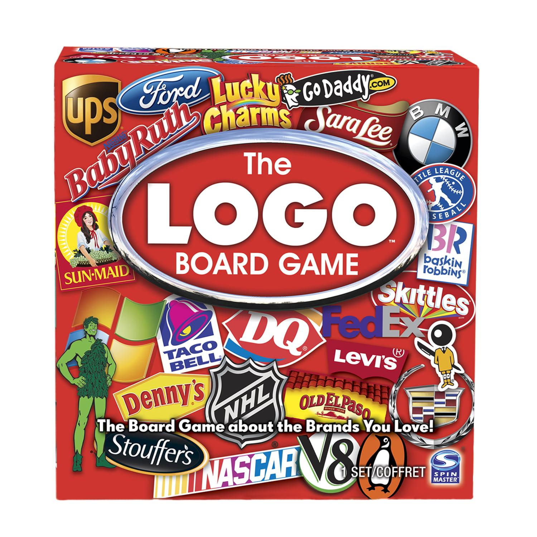 Logo Board Game Walmart Com