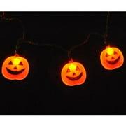 Christmas at Winterland  S-35PKOR-6W  String Lights  LED Holiday String Lights  Holiday Lighting  LED  ;Orange