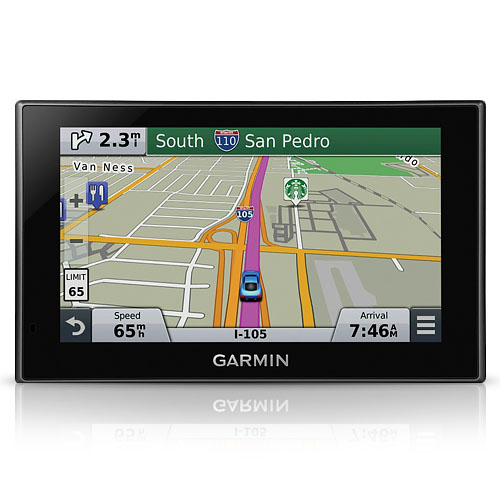 """Garmin nuvi 2789LMT 7"""" Travel Assistant with Free Lifetime Maps and Traffic Updates by Garmin"""