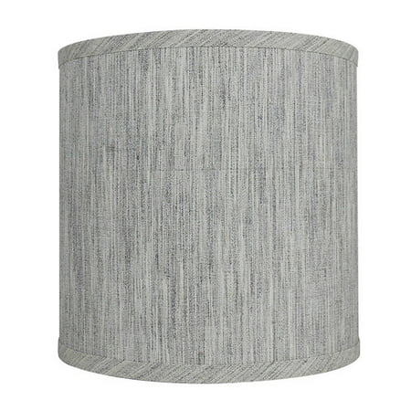 Urbanest Classic Smooth 10'' Linen Drum Lamp Shade ()