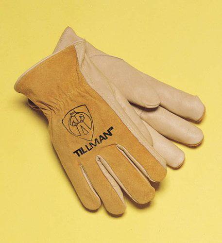 Tillman 1414M Top Grain/Split Cowhide Drivers Gloves