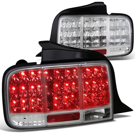 Ford Mustang Sequential Led Tail Lights