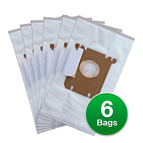 Replacement Style S Vacuum Bag for Electrolux EL200B / A135 (2 Pack)