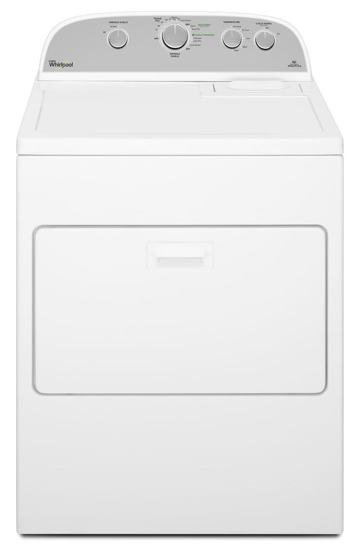High-Efficiency Electric Dryer w/H&er Door  sc 1 st  Walmart & 7.0 cu. ft. High-Efficiency Electric Dryer w/Hamper Door - Walmart.com pezcame.com