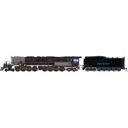 Athearn 22909 N Union Pacific 4-8-8-4 Big Boy with DCC & ...