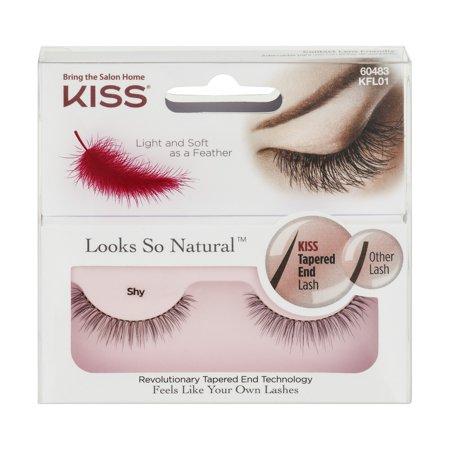 63d815194ae KISS Looks So Natural Lashes, Shy – BrickSeek