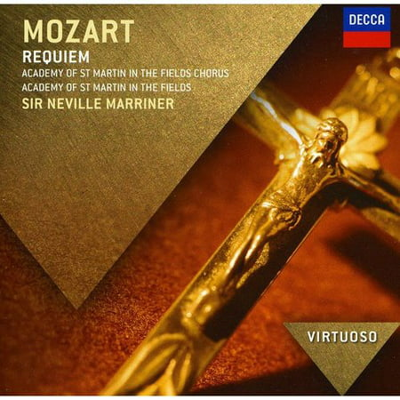 Mozart: Requiem (Best Mozart Recordings Of All Time)
