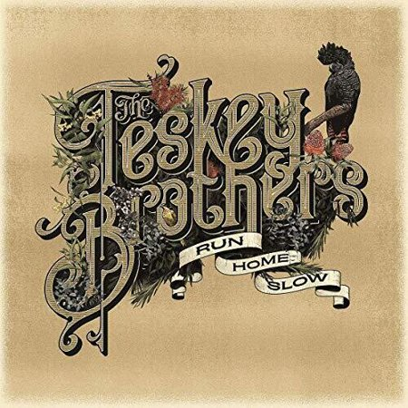 Teskey Brothers - Run Home Slow - Vinyl