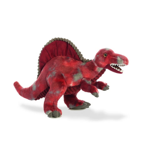 Spinosaurus 17 inch - Stuffed Animal by Aurora Plush (32113)