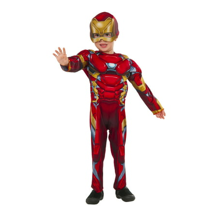 Rubies Iron Man Toddler Halloween Costume