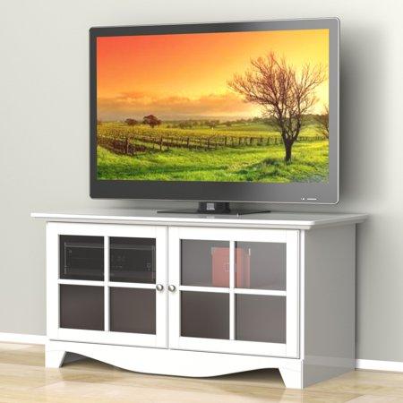 Nexera Pinnacle 49  Tv Console   White