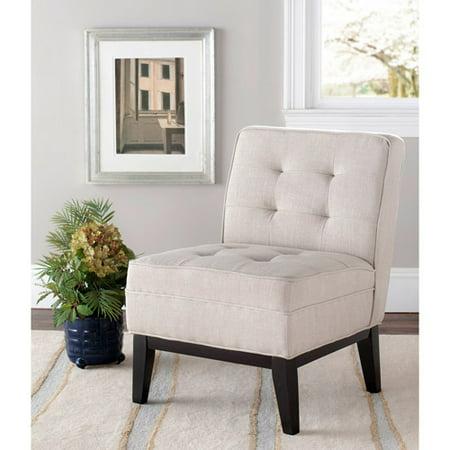 Safavieh Angel Armless Club Chair, Linen